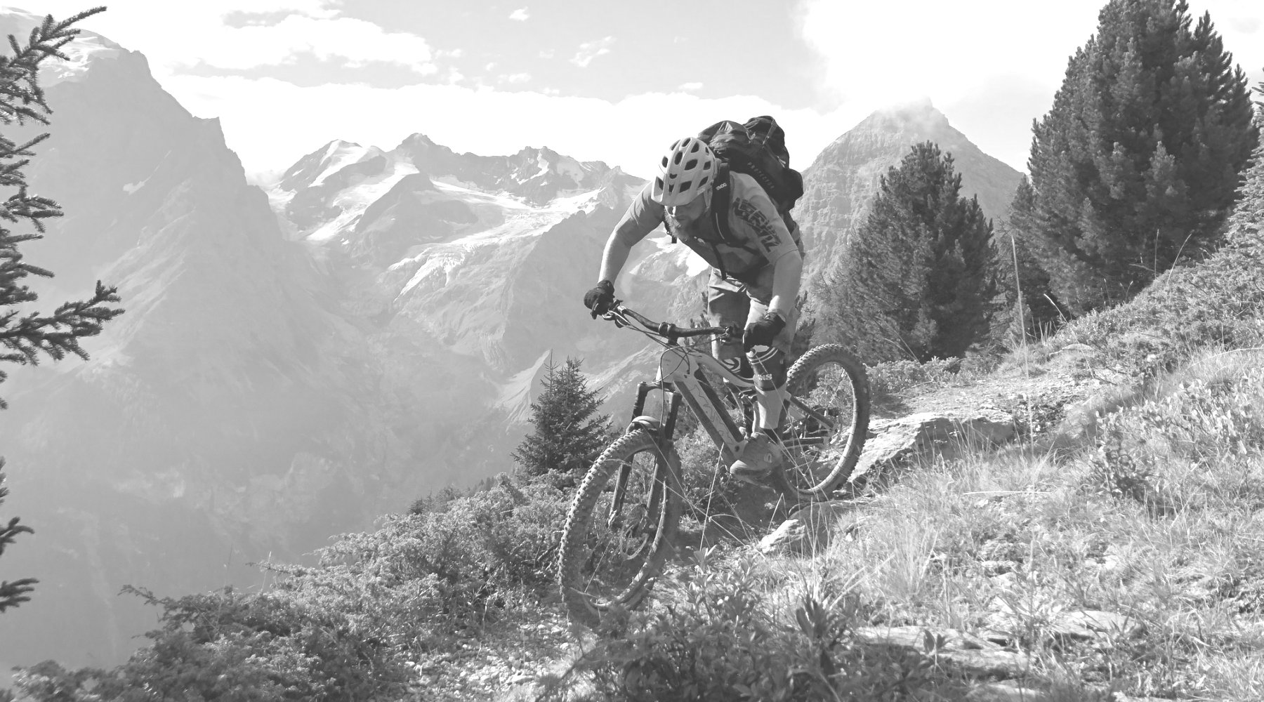 Bikeshuttle Alpencross Routen III